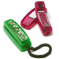 Ronsonic Teleface Phone - Ronsonic RR-101 - TWAcomm.com, Inc.