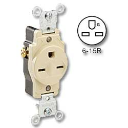 Beautiful 15 Amp Receptacle 20 Amp Breaker Ornament - Electrical ...