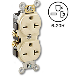 20 220v Duplex Receptacle Do They Exist The Garage Journal Board