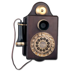 Paramount Collections Antique Wall 1903 Reproduction Phone