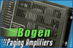 Bogen Telephone Paging Amplifier