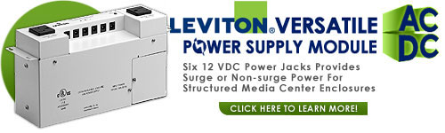 Leviton Versatile AC/DC Power Supply Module