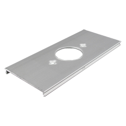 Legrand - Wiremold AL3300 Single Receptacle Cover Plate