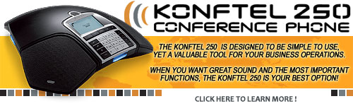 Konftel 250 Conference Phone