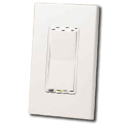 Leviton Scene-Capable Dimming Switch/Rcvr (Green Line)