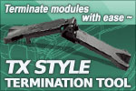 Panduit TX Style Termination Tool