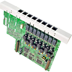 Panasonic 8 Station Expansion Card for KX-TA824 (0x8)