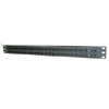 48-port Rear Load Maximum Density Category 6 Patch Panel (1 Rack Unit)