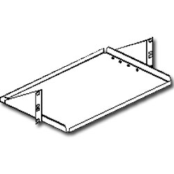 Southwest Data Products Relay Rack Shelf for 17 1/8