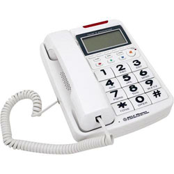 Northwestern Bell Big Button Phone with Caller ID and Speaker Phone