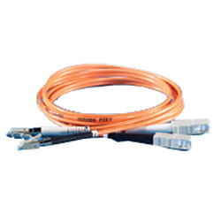 Legrand - Ortronics Multimode Duplex Patch Cord LC to SC