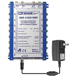 Spaun USA Wideband Multiswitch for DirecTV� Applications