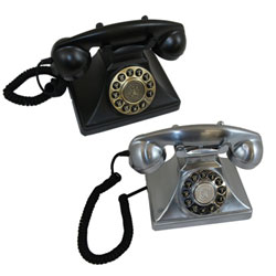 Paramount Collections 1929M Brittany Metal Phone