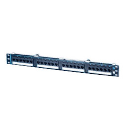 Legrand - Ortronics Clarity 6 Modular to 110 High Density Patch Panel with Six-Port Modules
