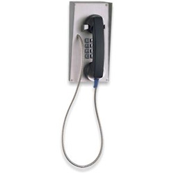 Viking Vandal Resistant, Hot-Line Phone with Built-in Keypad