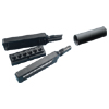 Clarity 5E 6-Port Jak-Pak Kit, T568A/B, Category 5e, 6-port/110 Module