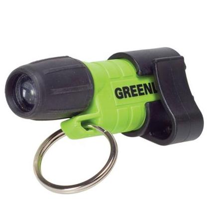 7 Lumen Waterproof Mini LED Pocket Flashlight
