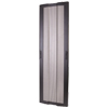 MM10 Vented Door Assembly, 7' x 24 with 8.38