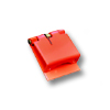 Snap Back Cover - For Male and Female Panel Receptacle 400 Amp Max.