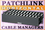 Panduit PatchLink Horizontal Cable Managers