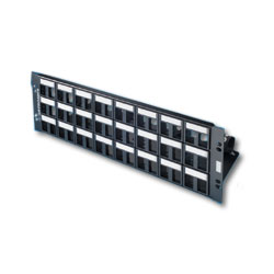Legrand - Ortronics Standard Density TracJack� Patch Panel Kit for 48 Modules