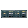 Modular Quadframe Telco Patch Panels