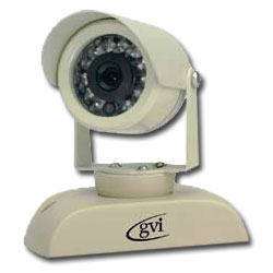 Samsung Weather Resistant IR Bullet Camera