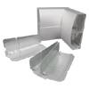 ALDS4000 Designer Series Aluminum Raceway Internal Elbow Fitting
