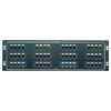 Mod 8/Telco Panel, 48-port quad / 4,5 / M50