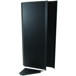 Legrand - Ortronics MM10 Airflow Baffle, for use with 8' x 16
