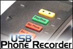 Digitalks USB PC Recorder with headset