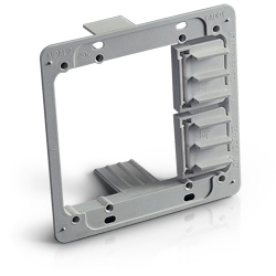 Double Gang Low Voltage Mount