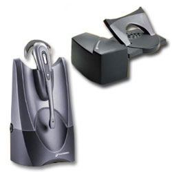 Plantronics CS50 Wireless Headset System with HL10 Lifter Combo