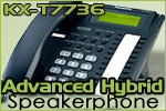 Panasonic 24 Button Advanced Hybrid Speakerphone