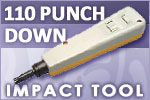 On-Q - Legrand 110 Punch Down Impact Tool