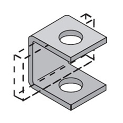 Side Rail Support Bracket for 3/8