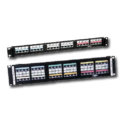 Hubbell NEXTSPEED Category 6 Patch Panel