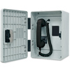 257 Autodial Series Outdoor Phone with Polyester Enclosure