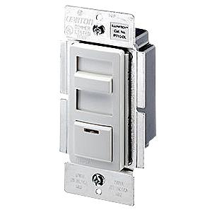 Leviton IllumaTech Preset Electro-Mechanical Electronic 0-10 V DC Fluorescent Slide Dimmer