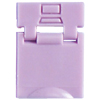 Colored Designation Shutters, Data, Purple (Package of 100)