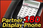 Avaya Lucent Partner 18D Button Display Phone
