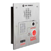 Emergency Telephone, Keypad, Flush-Mount with Voice Annunciation Option