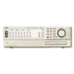 Sanyo 16-Channel DVR Series with Built in CD-R/RW