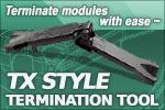 Panduit TX Style Termination Tool