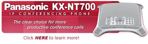 Panasonic IP Wireless Conference Room Speakerphone