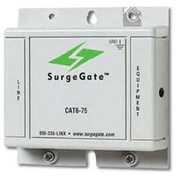SurgeGate Category 6 Network Protector