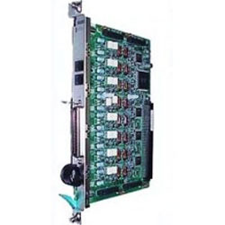 Panasonic KX-TDA100/200 and KX-TDE100/200 16 Port Loop Start Central Office Trunk Card