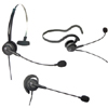 Tria-P DC Convertible Headset