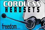 GN Netcom Cordless Headsets