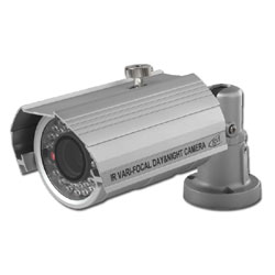 Samsung Fixed Lens Bullet Camera with IR LED's